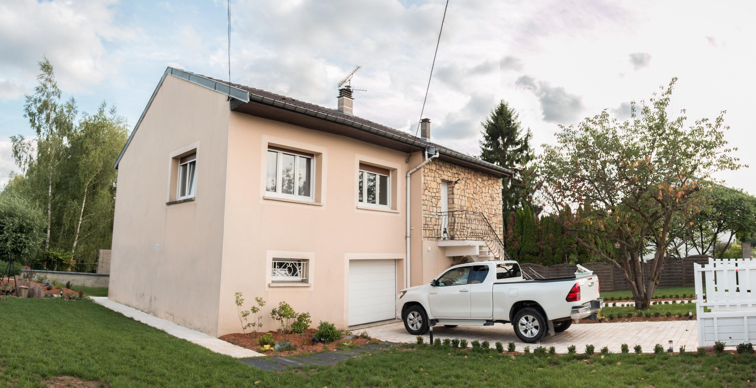 Jolie maison + dépendance de 30m2 – Champenoux