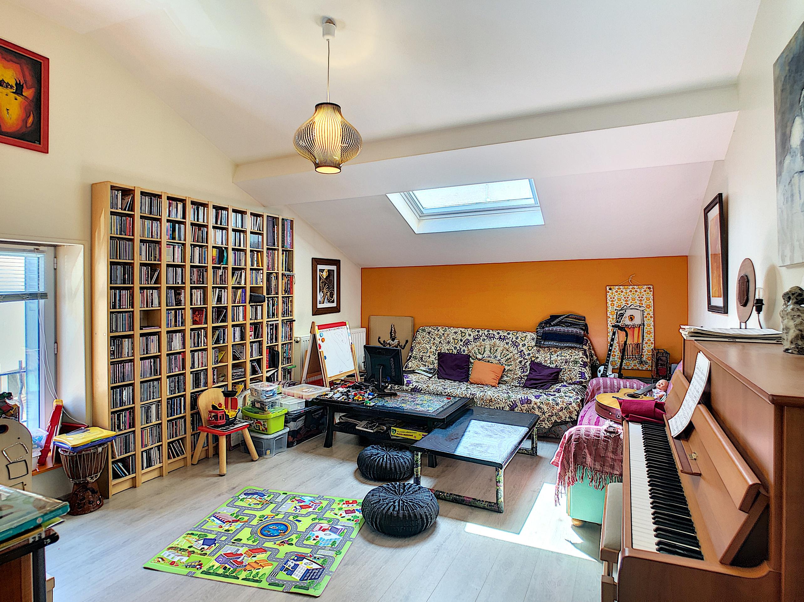 Appartement T5 – Malzéville – Sur 2 niveaux