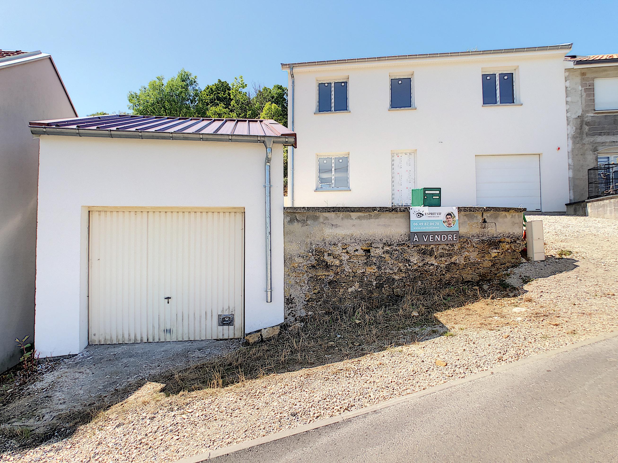 Maison neuve à personnaliser – Bouxières-aux-Chênes